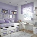 teenage bedroom ideas on a budget http://bit.ly/1bk5Kyt
