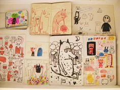 "Delphine Durand - sans titre on Flickr. ""Alter Ego"" Exhibition - Darnétal/Rouen 2009"