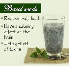 "Basil, Medicinal, Benefits, Uses, Recipes, Herbs, Health, Holistic, Plants, Natural, Alternative- Medicine, Container Gardening, DIY, ""15 Health Benefits of Basil Seeds"""