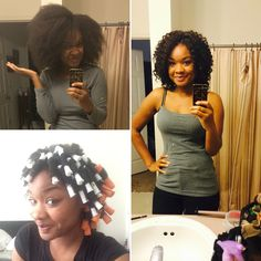 Crochet braids with marley hair!!!