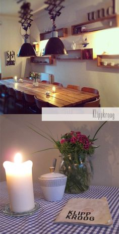 Klippkroog (Altona) - really good lunch & dinner! http://www.klippkroog.de/Klippkroog/Willkommen_im_Klippkroog.html