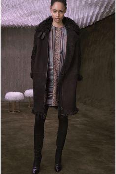 Longchamp  #VogueRussia #readytowear #rtw #fallwinter2017 #Longchamp #VogueCollections