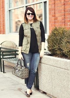 Casual Plus Size Outfits, Plus Size Winter Outfits, Curvy Outfits, Casual Office Fashion, Fashion Wear, Fashion Outfits, Look Plus Size, Everyday Fashion, Casual Looks