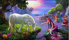 Mermaids and Unicorns Ch 201