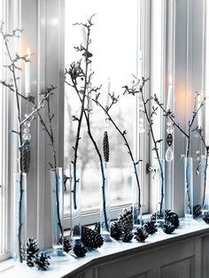 Poppytalk: Inspiration: Holiday Decorating Idea No. 7