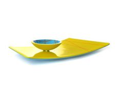 Fused Glass Plates and Bowls | Functional @ Violet Finvers | Glass