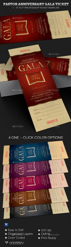 Folded Banquet Ticket Template Ticket template, Print templates - banquet ticket template