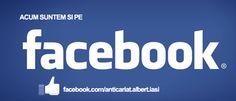 Anticariat Albert pe Facebook