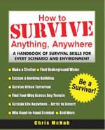 The 10 Best Books on Survival-which you'll need cuz u won't be able to access your Pons when the SHTF!!