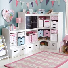 Play room: Northcote storage system
