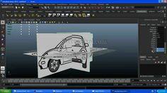 Learn How to create a Car model in Autodesk Maya.