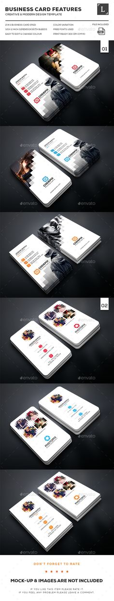 2 Photography Business Cards Templates PSD. Download here: http://graphicriver.net/item/photography-business-cards-bundle/16273913?ref=ksioks
