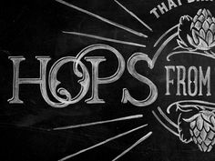 Dribbble - Hops by Ben Didier