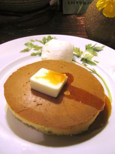 香咲 pancake
