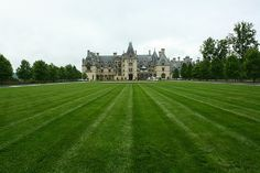 biltmore house in NC