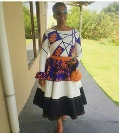 African Wedding Attire, African Attire, African Wear, African Women, African Beauty, African Print Dresses, African Fashion Dresses, African Dress, Fashion Outfits