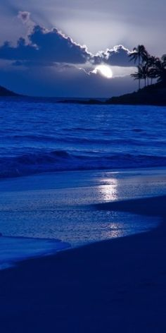 ...by the light of the silvery moon
