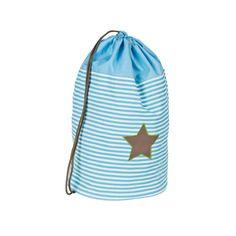 Lässig 4Kids Sportsbag - Starlight olive #Lässig #Sportsbag #Sporttasche #Turnbeutel #Starsandstripes #Stern #Blauweiß #Jungen