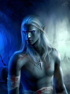 Drow - Forgotten realms by Inar-of-Shilmista.deviantart.com on @DeviantArt