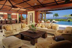 ハワイ島フアラライ 高台のオーシャンビュー邸宅|ジャパンサザビーズインターナショナルリアルティ