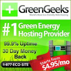 Powered By GreenGeeks