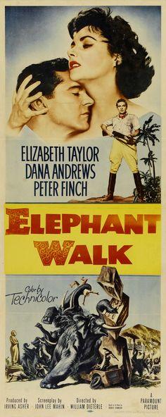Elephant Walk (1954) ***