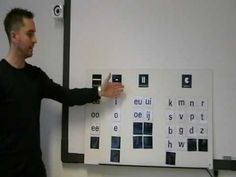 letterbord (You Tube) - www.onderwijsgek.nl - veel goede en praktische downloads voor rekenen en taal/lezen