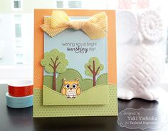 Share Joy Challenge #24 by Handmade by Yuki   Sunshiny Day by Taylored Expressions