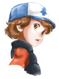 JOELLE! THIS IS EVIE! I SHALL LOVE DIPPER FOREVER!
