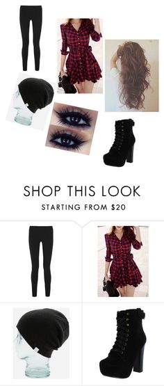"""colder days"" by internationalbaby ❤ liked on Polyvore featuring Helmut Lang, Coal and Chelsea Crew"
