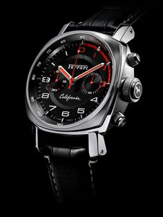 Limited edition Ferrari California Flyback Chronograph