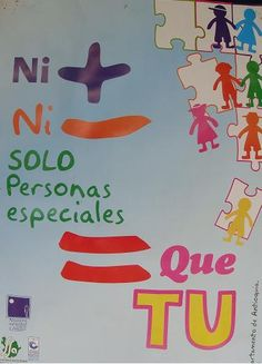 Diversidad Ballora Fnaf, Disability Awareness, Too Cool For School, Special Needs, Bullying, Sentences, Life Lessons, Classroom, Teaching