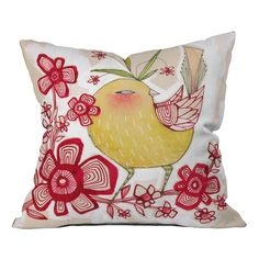 Cori Dantini Sweetie Pie Pillow