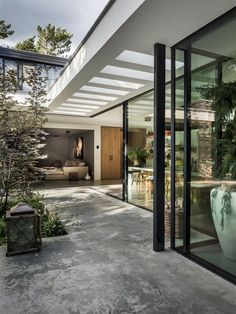Exterior Design, Interior And Exterior, Garden Design, House Design, Architect Design, Beautiful Buildings, House Rooms, Modern Architecture, Bungalow