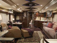 Marathon Coach Luxury Prevost Bus Conversions Manufacture