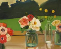 Picnic Posies - Janet Hill