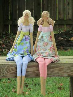 Twin Tildas :)