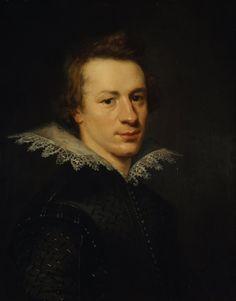 Abraham van Blyenberch- William Drummond of Hawthornden, poet, 1612