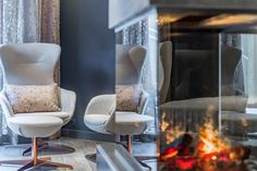 Bergfried. Zillertal. Wellnesshotel. Lifestyle. Luxuryhotel. 5-Sterne Hotel. Zillertal. Dining Chairs, Lifestyle, Furniture, Home Decor, Relaxing Room, Decoration Home, Room Decor, Dining Chair, Home Furnishings