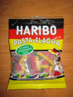 Haribo Macht Kinder froh, und Erwachsene eben so! (Sterben muss man so wie so, schneller gehts mit Haribo)