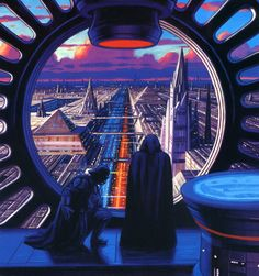 Vader and the Emperor - The Brothers Hildebrandt...