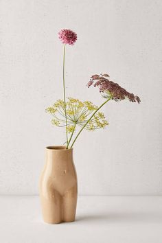 Female Form Vase | Urban Outfitters
