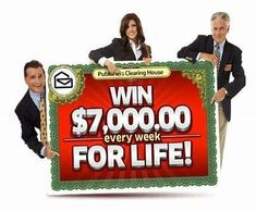 Enter to Win Publishers Clearing House Sweepstakes - Bing images Money Week, Win Money, Instant Win Sweepstakes, Online Sweepstakes, Pch Dream Home, Success Images, Win For Life, Publisher Clearing House, Winning Numbers