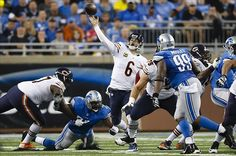 Chicago Bears 2014 NFL Contract Watch:  Jay Cutler Staggered