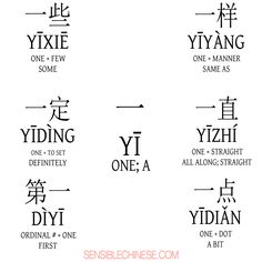 Words from Common Chinese Characters   Graphics