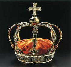 The Crown of Wurttemberg - Official and Historic Crowns of the World and their Locations