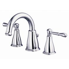 Found it at Wayfair - Eastham Double Handle Widespread Bathroom Faucet - cool!