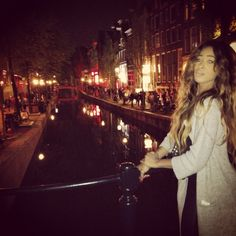 Red light districted.. Amsterdam