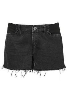 MATERNITY Mom Shorts