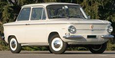 1961 NSU PRINZ 4 in 1:43 Scale by Kess | Legacy Motors